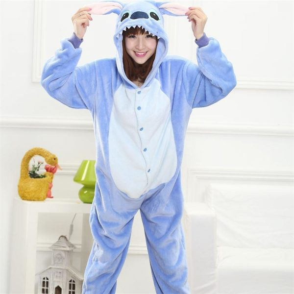 Stitch onesie for adults