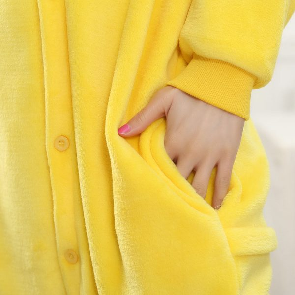 Pikachu Onesie Pocket