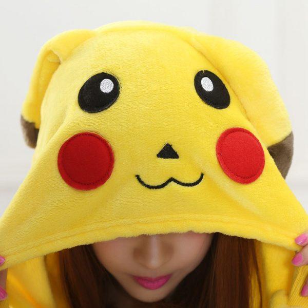 Pikachu Onesie Hood