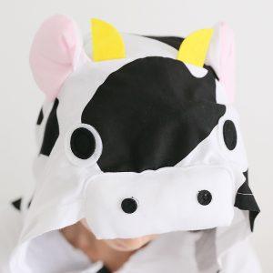 Cattle Onesie Hoodie
