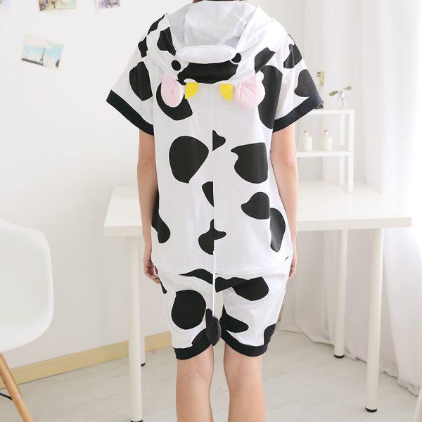 Cattle Onesie Backview