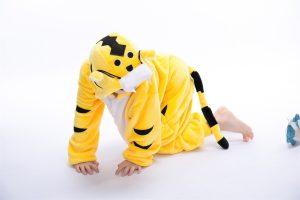 Tiger Onesie FAQ BG